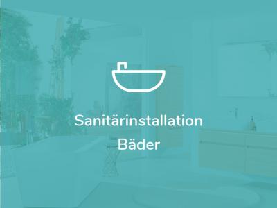 Link zur Seite Sanitärinstallation und Bäder